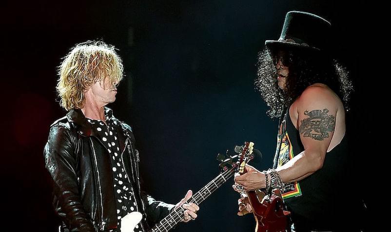 Guns N' Roses' 'Not In This Lifetime' Tour Grossed $584 Million