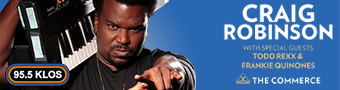 KLOS 5 O'clock Funnies Presents Craig Robinson
