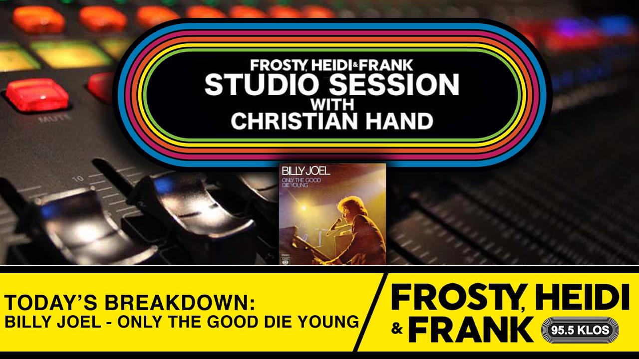 FHF Studio Session With Christian James Hand 11/25/19