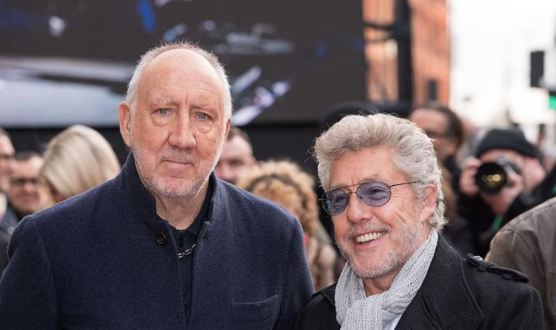 "Pete Townshend Says Keith Moon and John Entwistle Were ""Difficult"""