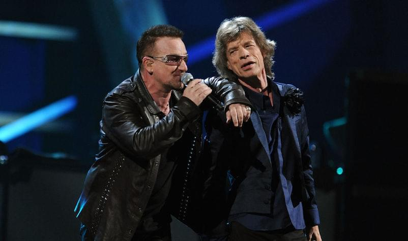 U2 and Rolling Stones Are Named Decade's Highest-Grossing Touring Bands
