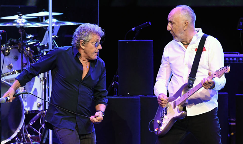 Pete Townshend Wanted Roger Daltrey to Rap?