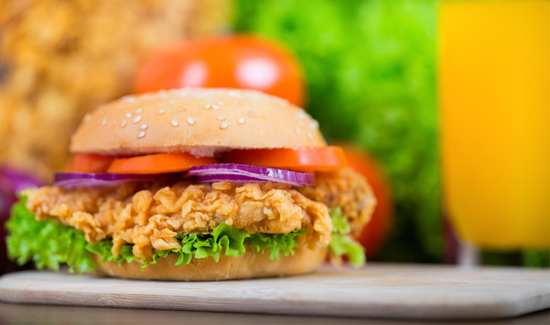 McDonald's is getting in the chicken sandwich wars?