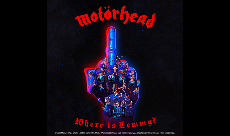 """Enter to Win a copy of """"Motörhead: Where is Lemmy?"""""""