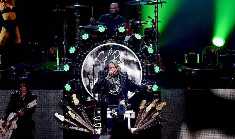 Guns N' Roses Confirmed to Play 2020 Super Bowl Music Festival