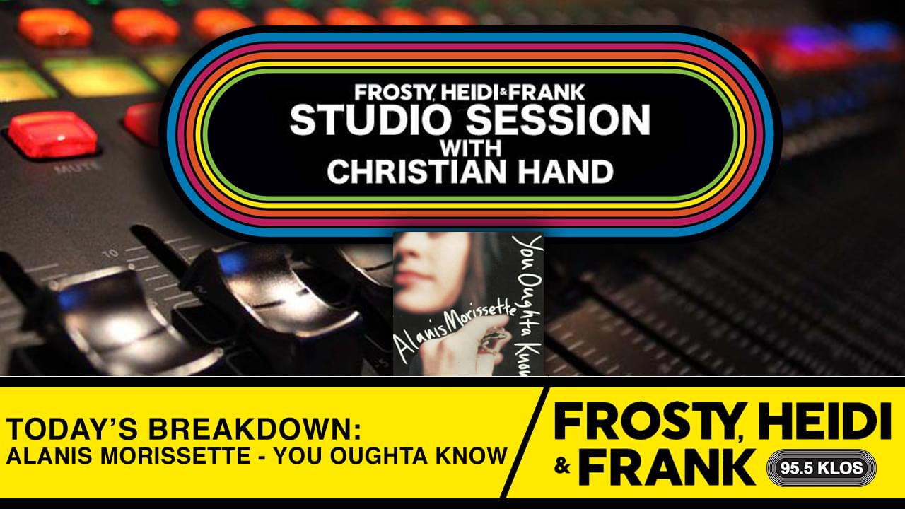 FHF Studio Session With Christian James Hand 12/09/19