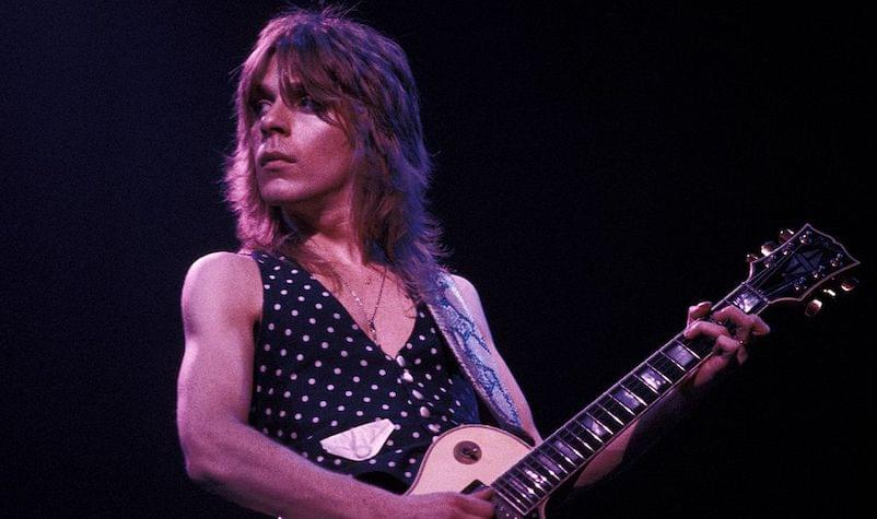 Stolen Randy Rhoads Items Found in Dumpster