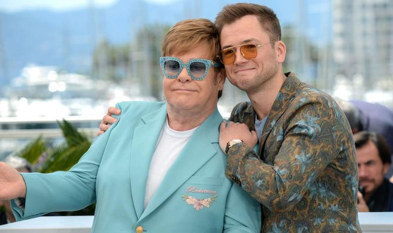 'Rocketman' Film Receives Three Golden Globe Nominations