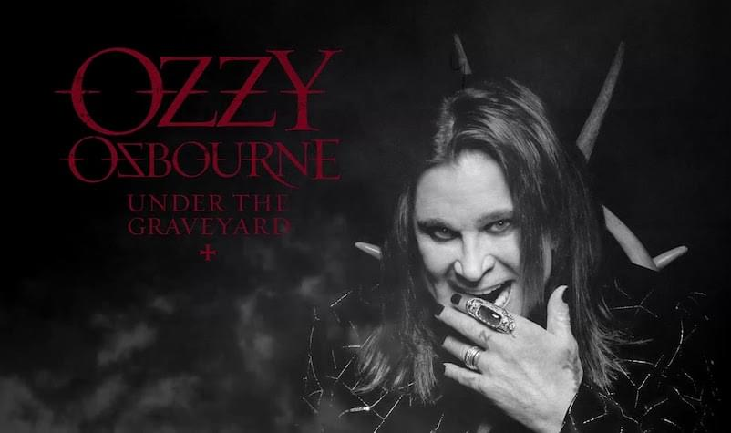 Ozzy Osbourne's 'Under the Graveyard' Hits No. 1 on Rock Chart