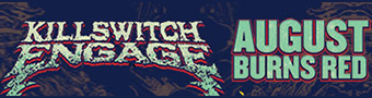KLOS Whiplash with Full Metal Jackie Presents Killswitch Engage