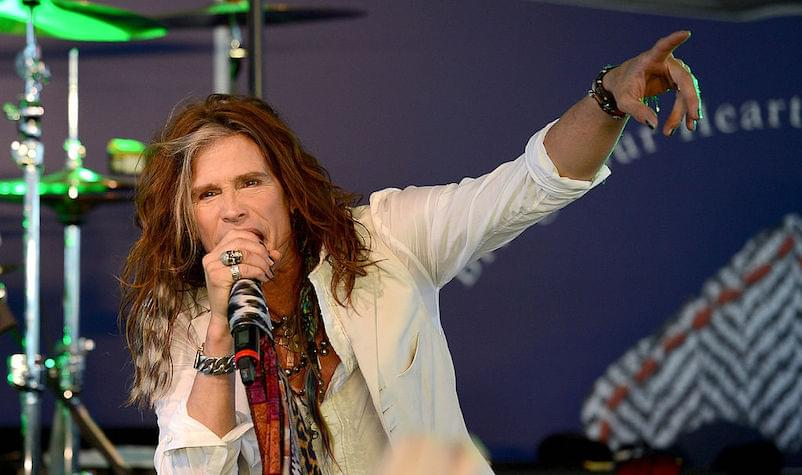 Steven Tyler Describes Resentment Over Being Sent to Rehab by Aerosmith