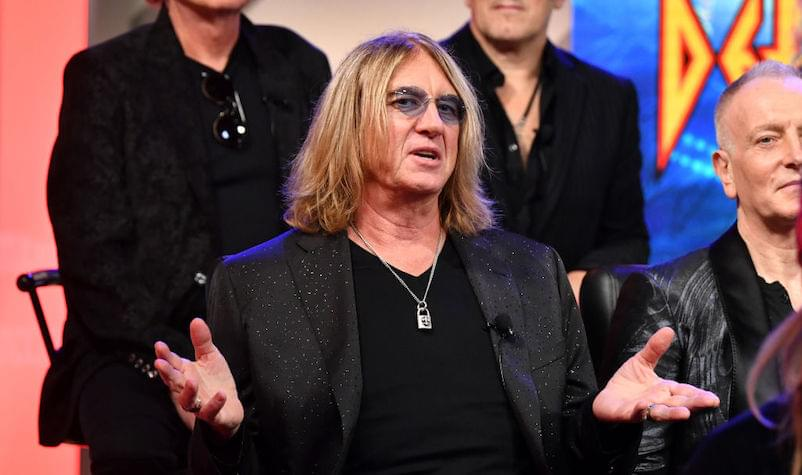 Joe Elliott Wouldn't Pay to Make a Def Leppard Biopic But Would Approve One