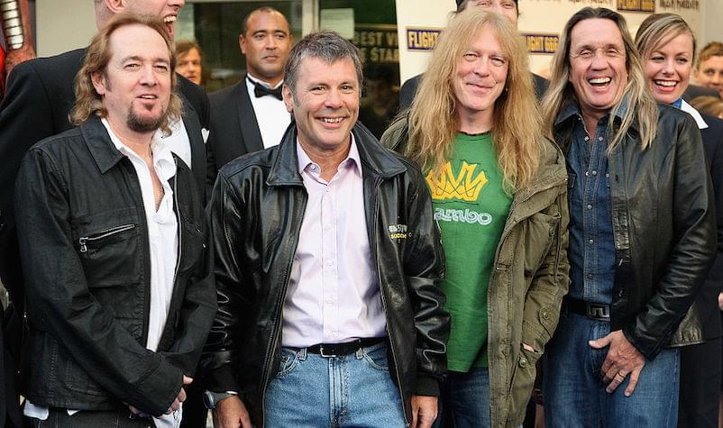 Iron Maiden Producer Indicates That Band's New Album is Completed