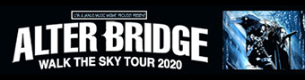 KLOS Whiplash with Full Metal Jackie Presents Alter Bridge