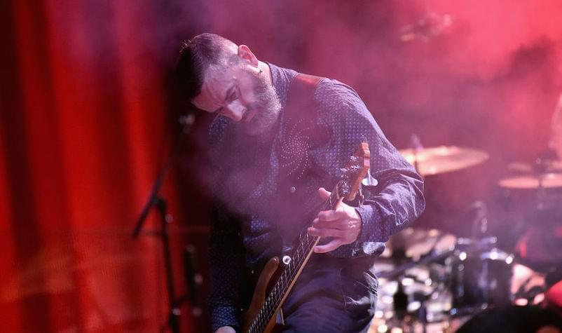 Tool's Justin Chancellor Shares What His Biggest Fear Is