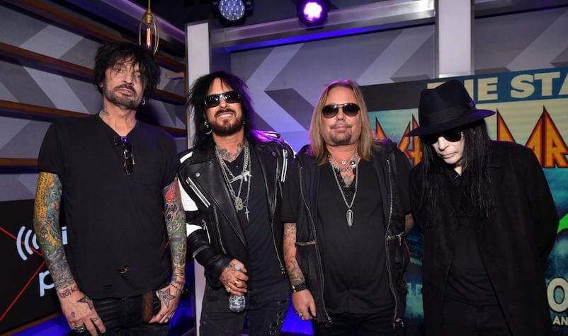 Manager Says Mötley Crüe Doesn't Need Radio Airplay For Success
