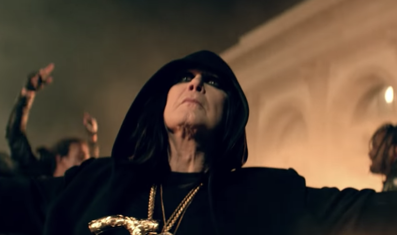 Ozzy Osbourne Releases Music Video for 'Straight to Hell'