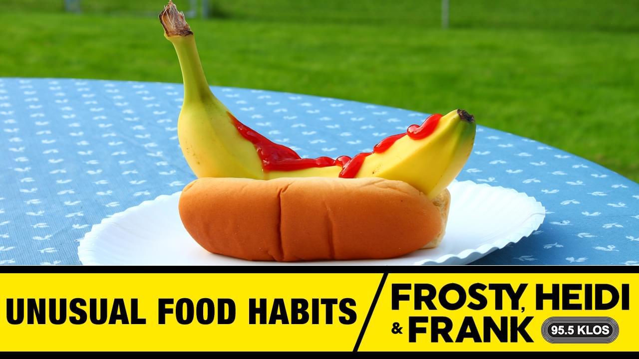 Unusual Food Habits