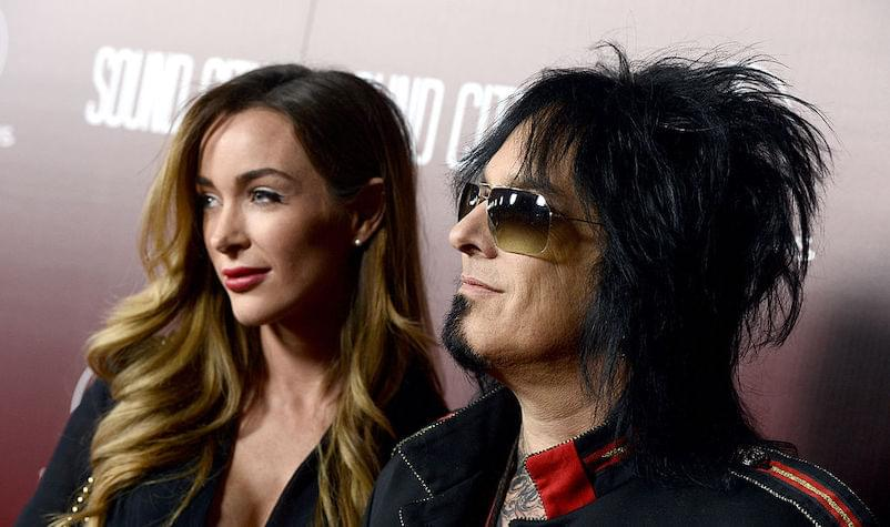 Nikki Sixx Uploads Adorable Photos of His Baby Daughter Ruby on Vacation
