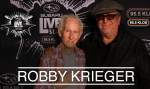 Robby Krieger joins Jonesy in the KLOS Subaru Live Stage