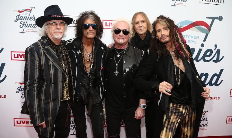 Aerosmith to Perform at 2020 Grammy Awards