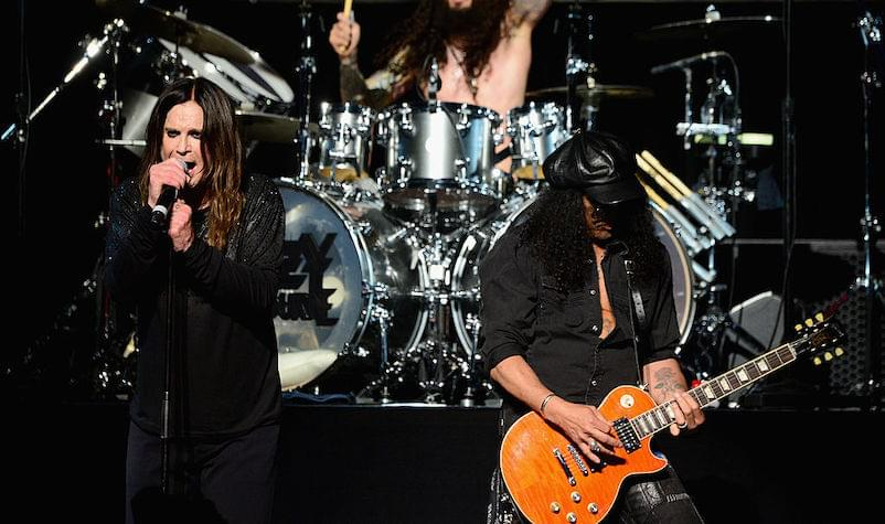 Ozzy Osbourne's Upcoming Album Features Elton John and Slash