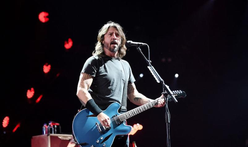 Dave Grohl Says That 2020 Will Be a Crazy Year