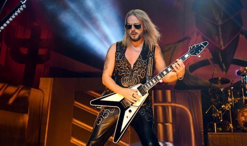 Judas Priest's Richie Faulkner: Rock Hall Is a 'Total Joke'