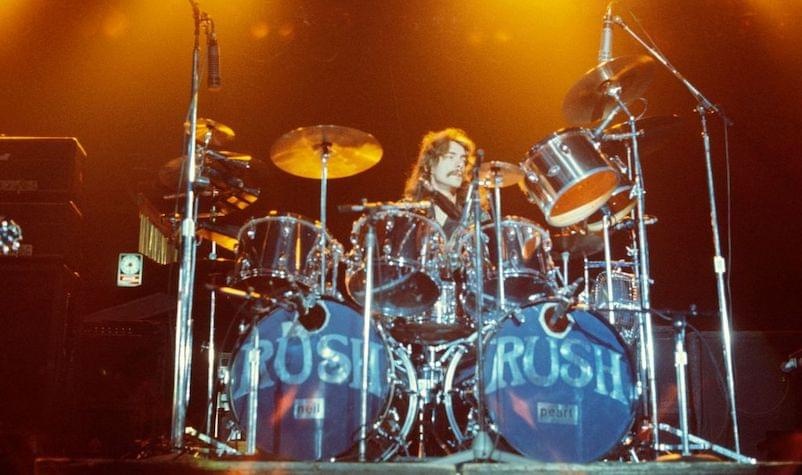 Rush's Music Streaming Rises 776 Percent After Neil Peart's Passing