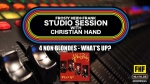 FHF Studio Session With Christian James Hand 1/20/20