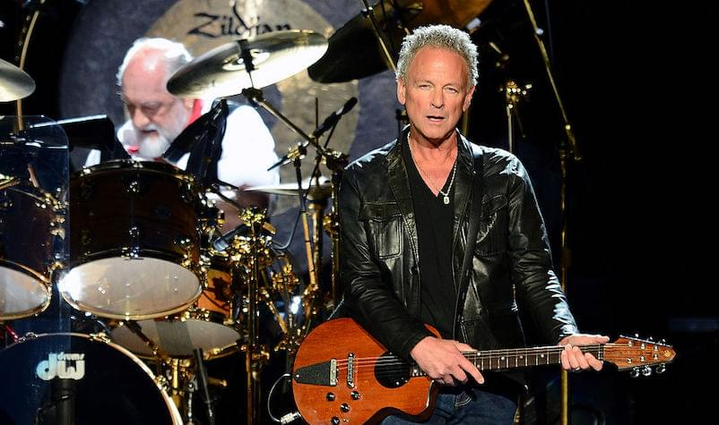 Fleetwood Mac Doesn't Know Why They Lose So Many Guitarists