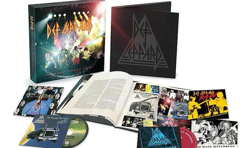Def Leppard Releasing New Five-Disc Set