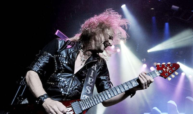 Ex-Judas Priest Guitarist K.K. Downing Working on New Stage of Music Career