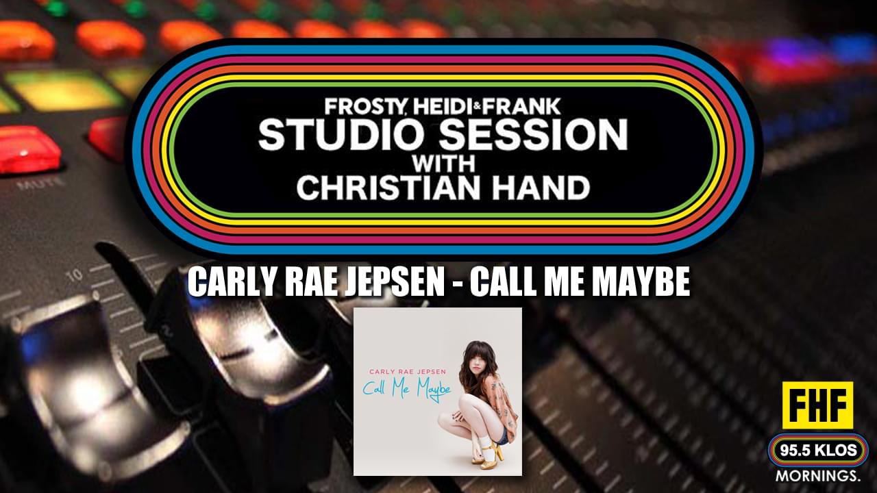 FHF Studio Session With Christian James Hand 2/3/20