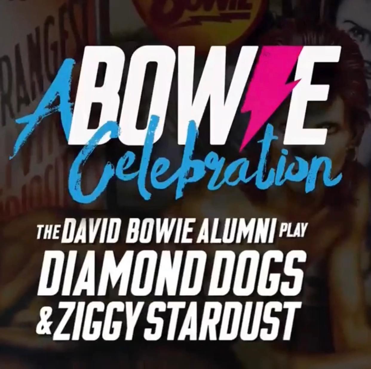 The David Bowie Alumni Tour Set To Return Next Month