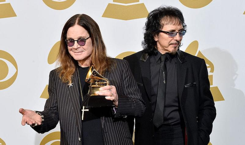Ozzy Osbourne Admits That Tony Iommi 'Intimidates' Him