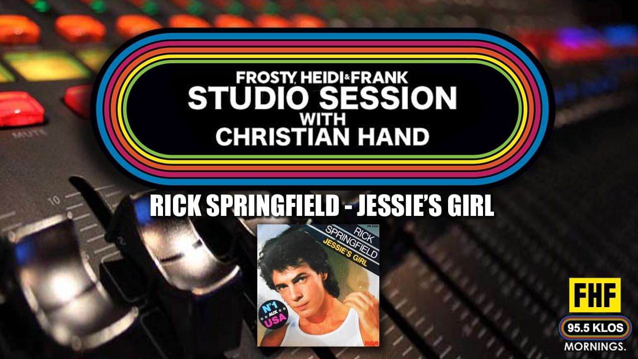 FHF Studio Session With Christian James Hand 2/10/20