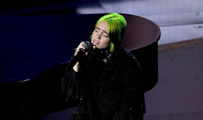 Watch Billie Eilish Perform The Beatles' 'Yesterday' at the Oscars