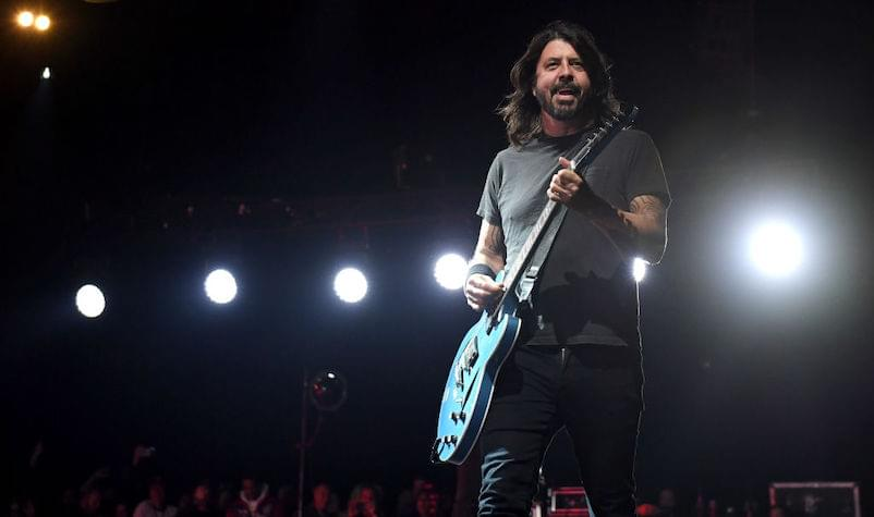 Dave Grohl: 'We Just Finished Making a Record'