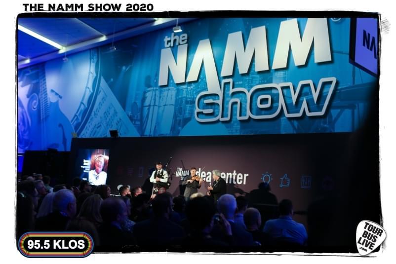PHOTOS: The NAMM Show