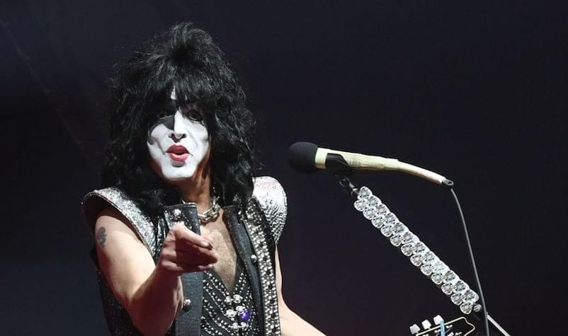 Paul Stanley Has Something to Say About Face Tattoos