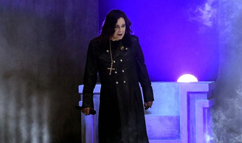 Ozzy Osbourne Cancels His Entire 2020 Tour