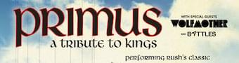 KLOS Whiplash with Full Metal Jackie Presents Primus: A Tribute to Kings