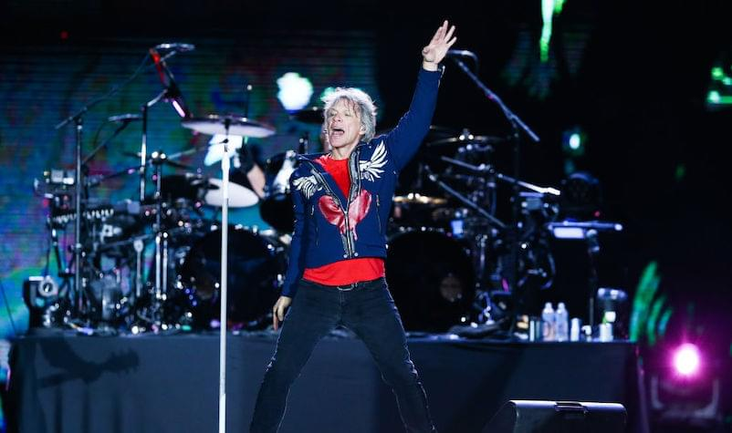 Bon Jovi Fans Can Listen to Their New Single 'Limitless' Now