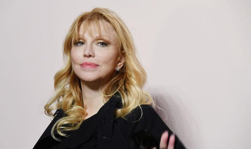 Courtney Love Posts Instagram on Wedding Anniversary with Kurt Cobain