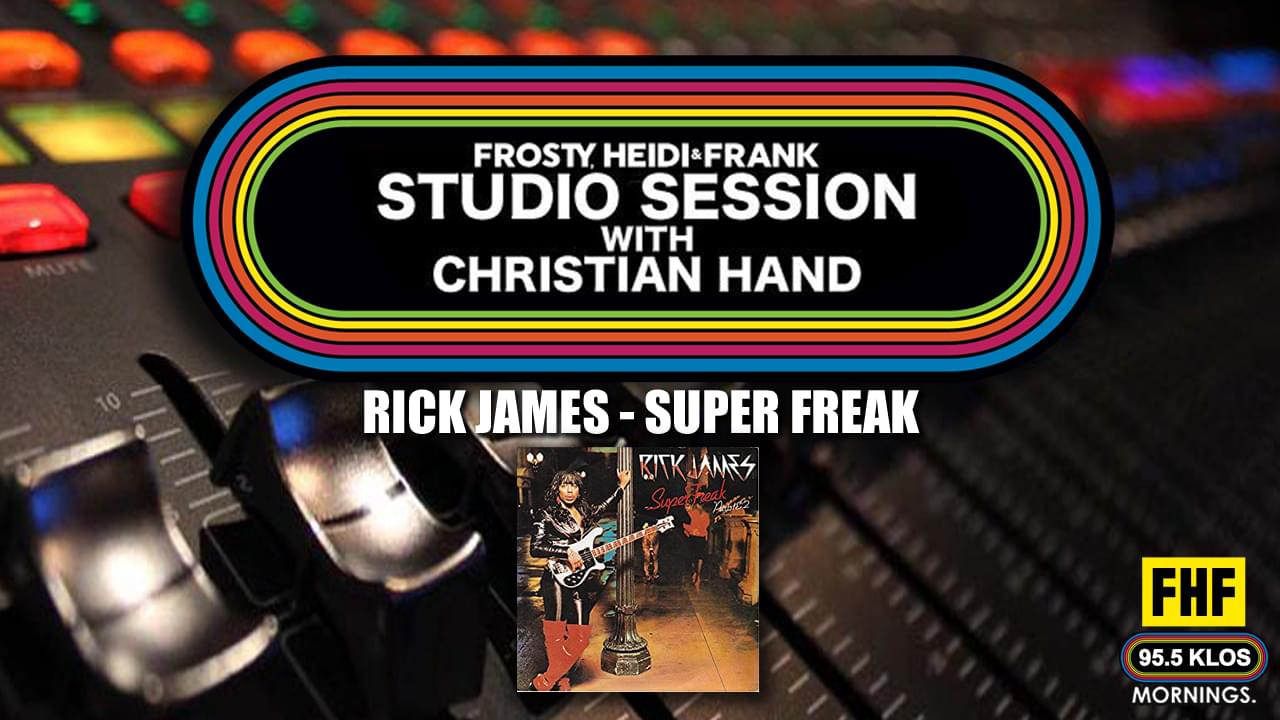 FHF Studio Session With Christian James Hand 3/9/20