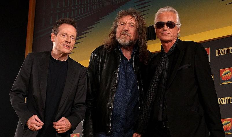 Led Zeppelin Win 'Stairway to Heaven' Copyright Case For the Second Time