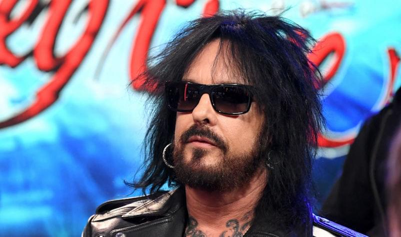 Nikki Sixx Urges People to 'Dampen Down the Hysteria' of Coronavirus