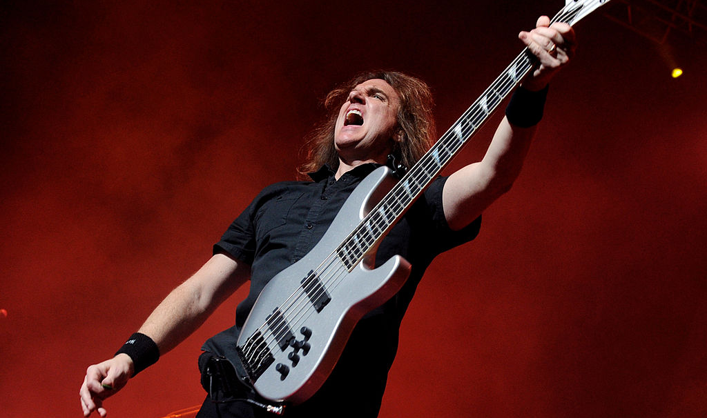 MEGADETH's David Ellefson Offers Free Music Lessons