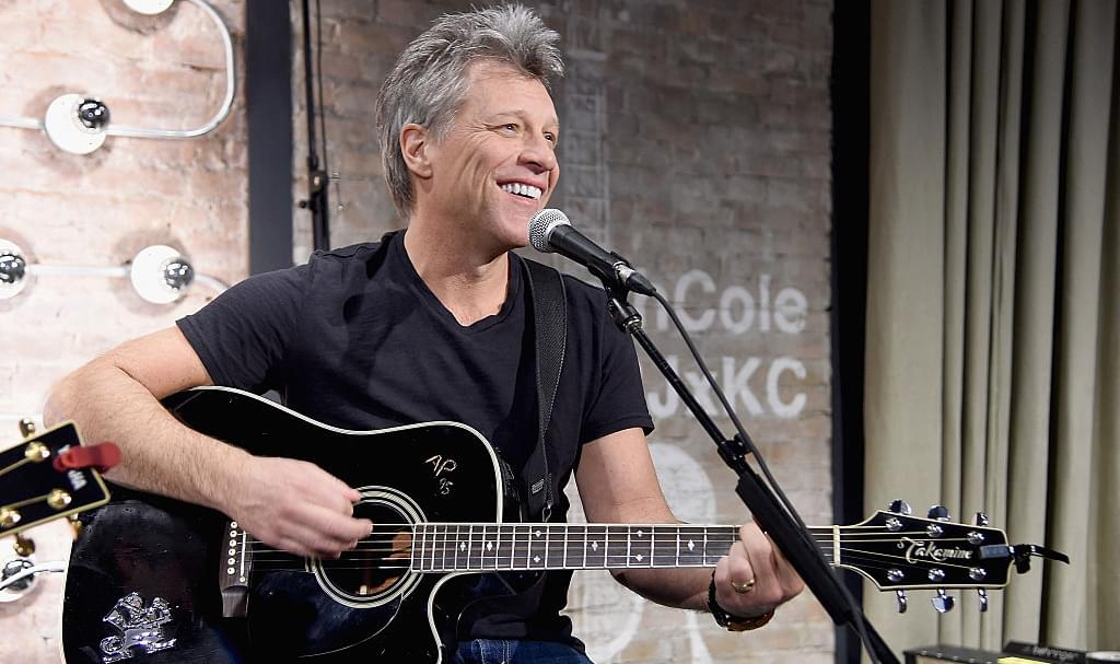 Jon Bon Jovi Needs Your Help